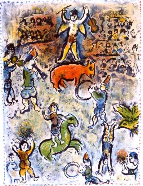 Coloriage Cirque Seurat.Bienvenue A L Ecole Lambda Oeuvres D Art Sur Le Theme Du Cirque